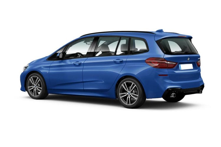 BMW 2 Series Tourer 216 Active Tourer 1.5 d 116PS SE 5Dr Manual [Start Stop] back view