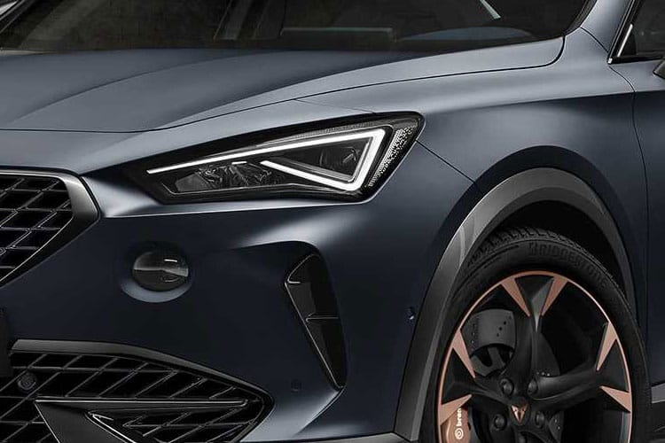 CUPRA Formentor SUV 1.5 TSI 150PS V2 5Dr Manual [Start Stop] detail view