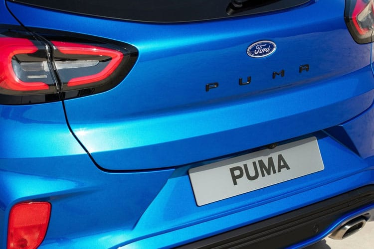 Ford Puma SUV 1.0 T EcoBoost MHEV 125PS ST-Line X Vignale 5Dr Manual [Start Stop] detail view