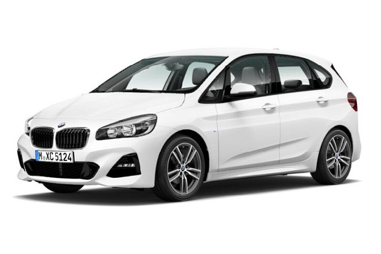 BMW 2 Series Tourer 216 Active Tourer 1.5 d 116PS SE 5Dr Manual [Start Stop] front view