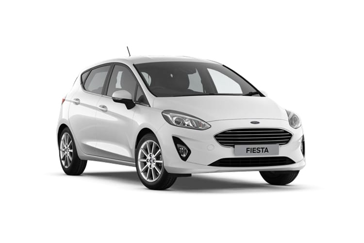 Ford Fiesta Hatch 5Dr 1.0 T EcoBoost 125PS Active X Edition 5Dr DCT [Start Stop] front view