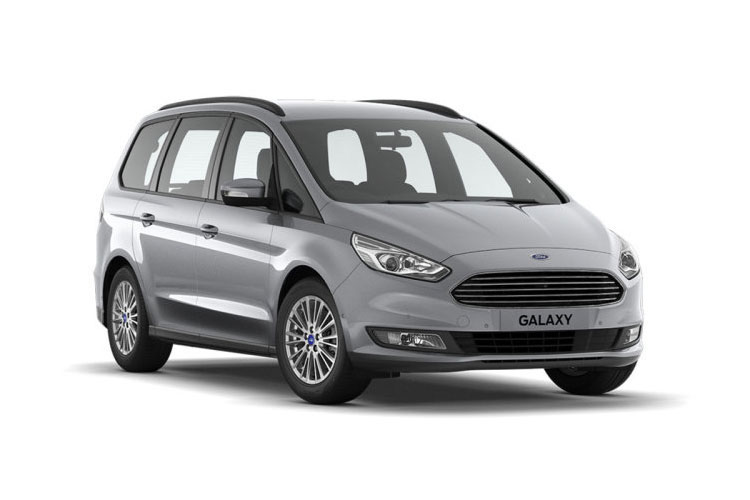 Ford Galaxy MPV 2.5 h Duratec 190PS Titanium 5Dr CVT [Start Stop] [Lux] front view