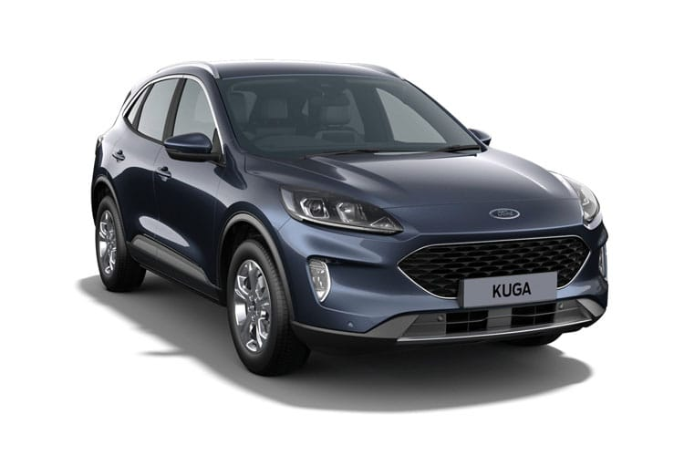Ford Kuga SUV 2WD 2.0 EcoBlue MHEV 150PS ST-Line X Edition 5Dr Manual [Start Stop] front view