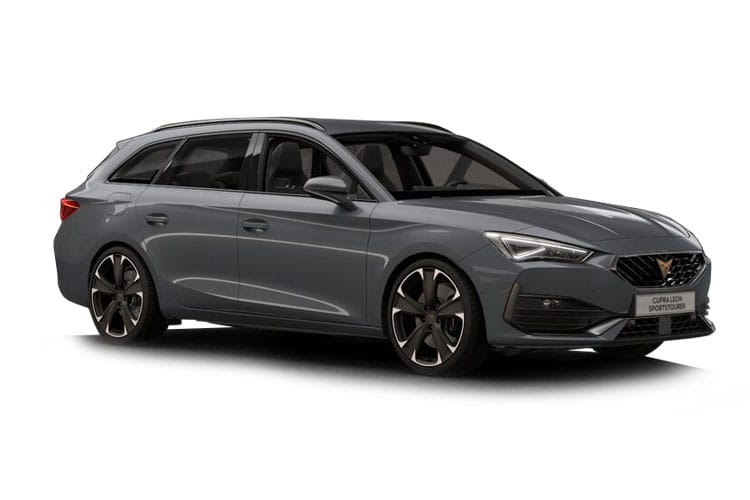 CUPRA Leon Estate 1.4 eHybrid PHEV 12.8kWh 245PS VZ3 5Dr DSG [Start Stop] front view