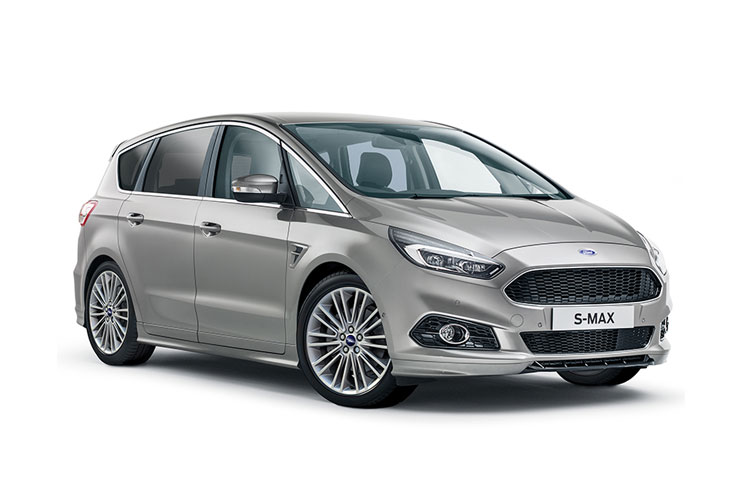 Ford S-MAX MPV 2.0 EcoBlue 150PS Titanium 5Dr Manual [Start Stop] [Lux] front view
