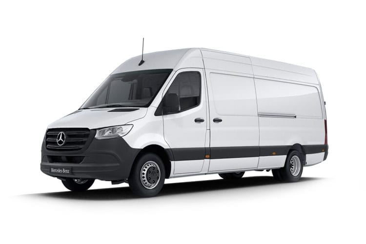 Mercedes-Benz Sprinter 317 L2 3.5t 2.0 CDi RWD 170PS Progressive Van High Roof G-Tronic [Start Stop] front view
