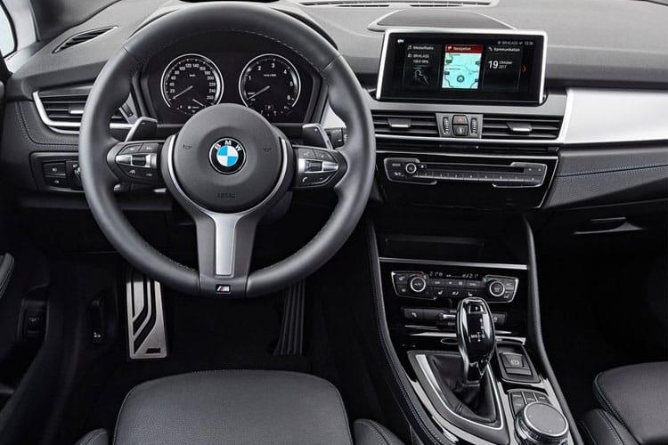 BMW 2 Series Tourer 218 Active Tourer 1.5 i 136PS Luxury 5Dr DCT [Start Stop] inside view