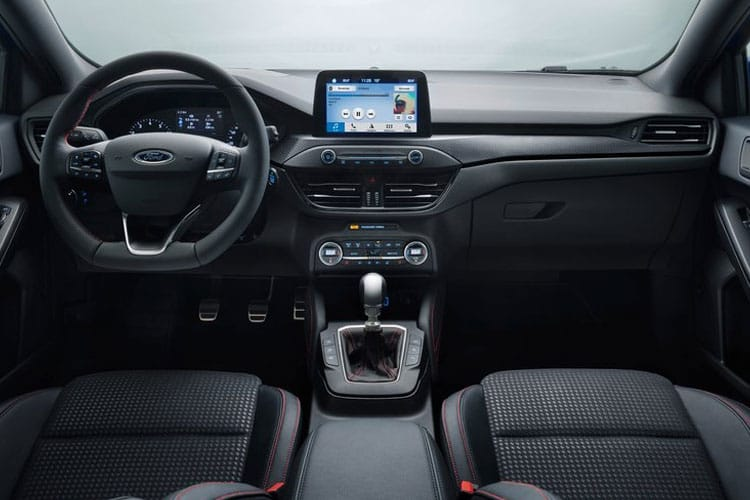 Ford Focus Hatch 5Dr 1.5 EcoBlue 120PS Active Edition 5Dr Manual [Start Stop] inside view