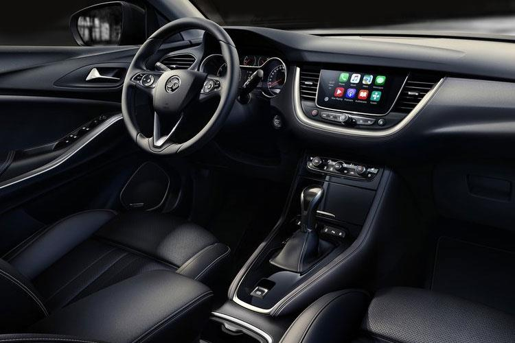 Vauxhall Grandland X SUV 1.5 Turbo D 130PS SRi Nav 5Dr Manual [Start Stop] inside view