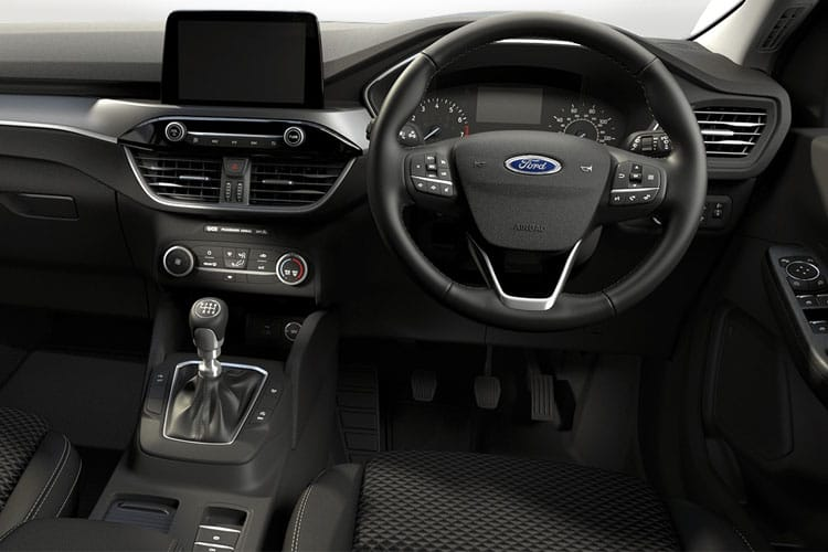 Ford Kuga SUV 2WD 2.5 PHEV 14.4kWh 225PS ST-Line X 5Dr CVT [Start Stop] inside view