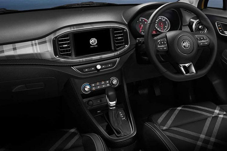 MG Motor UK MG3 Hatch 5Dr 1.5 VTi-TECH 106PS Explore 5Dr Manual [Start Stop] inside view