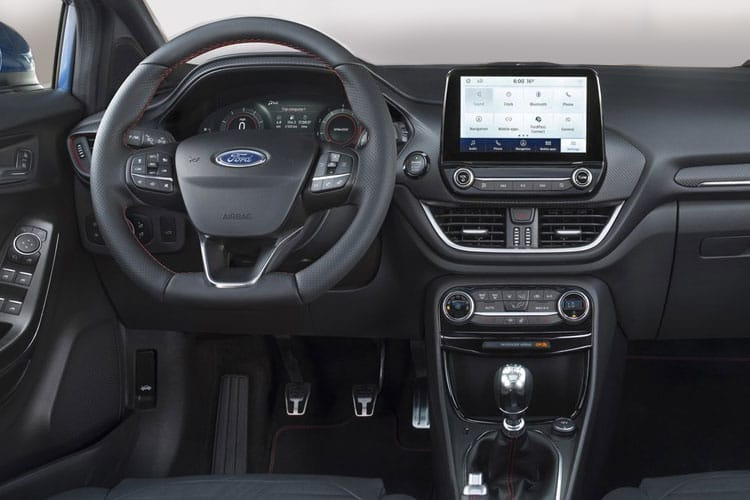 Ford Puma SUV 1.0 T EcoBoost MHEV 125PS ST-Line X Vignale 5Dr Manual [Start Stop] inside view