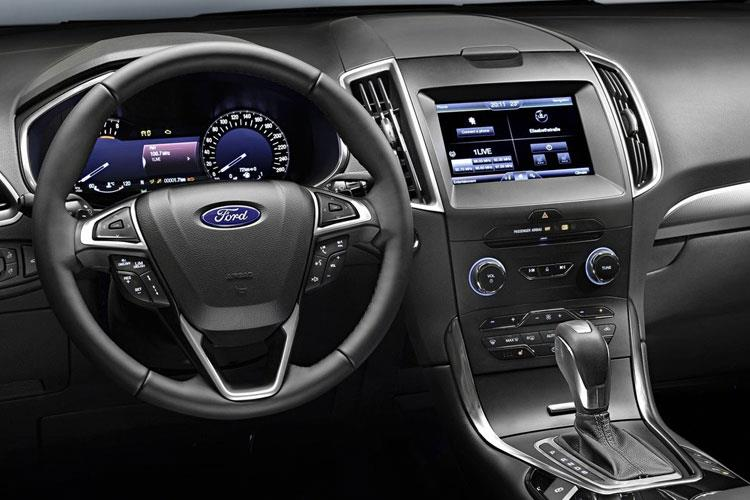 Ford S-MAX MPV 2.0 EcoBlue 150PS Titanium 5Dr Manual [Start Stop] [Lux] inside view