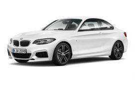 BMW 2 Series Coupe car leasing